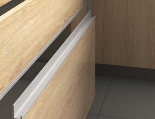 Handles, the key elements of the kitchen.