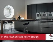 New trends in the kitchen cabinetry design 2019