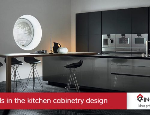 Trends in the kitchen cabinetry design