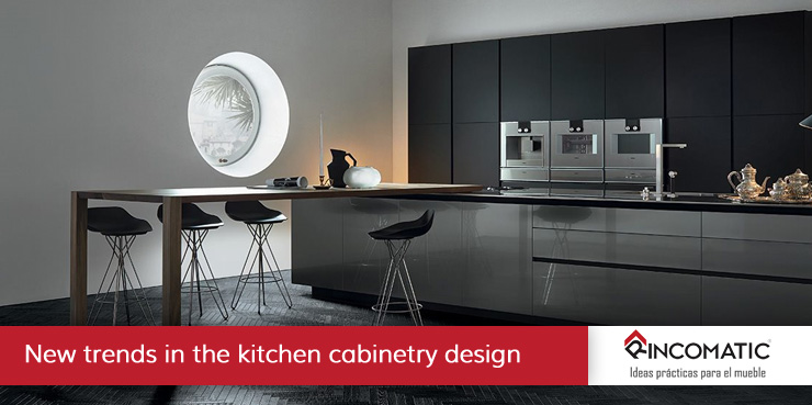 New Trends In The Kitchen Cabinetry Design 2019 Rincomatic
