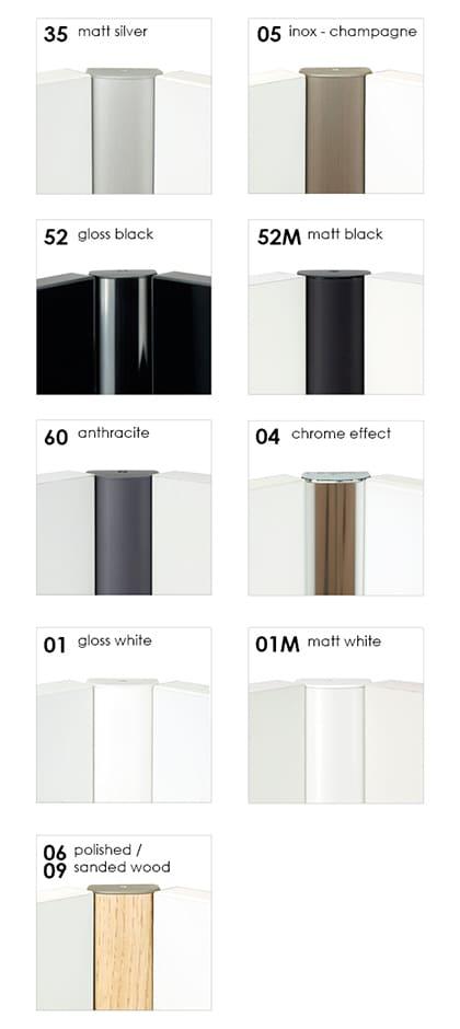 Rincoplus colours