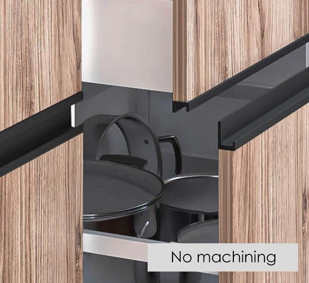 no-machining